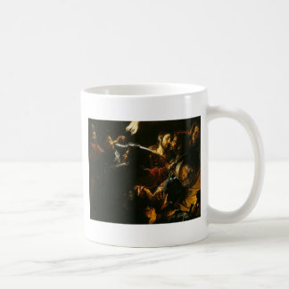 Taking of Christ with the Malchus Episode c. 1620 Basic White Mug