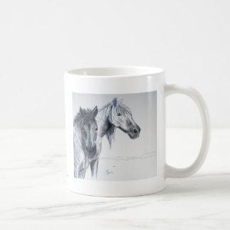 Taking the air basic white mug
