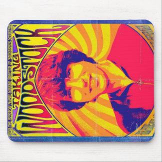 Taking Woodstock Mousepad