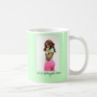 Takiyah Bootylicious Mug