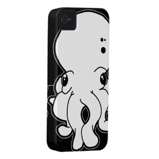 Tako (White) iPhone 4 Case