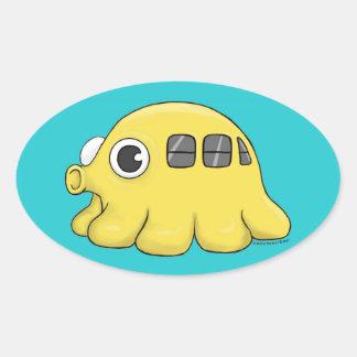 Takobus sticker