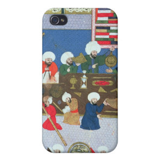 Takyuddin and other astronomers iPhone 4/4S case