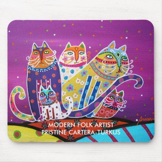 TALAVERA CATS MOUSE MAT