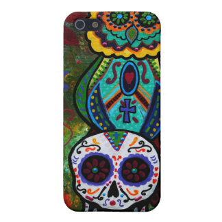 TALAVERA SKULL AND OWL COVER FOR iPhone 5