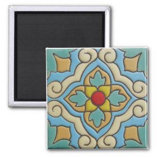 Talavera Tile 5 Magnet