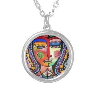Talavera Virgin Of Enlightenment Jewelry