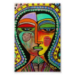 Talavera Virgin of Guadalupe BLESSINGS Poster
