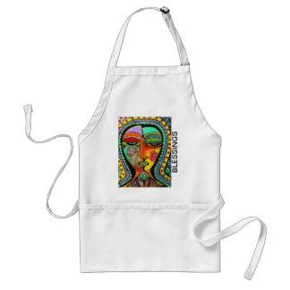 Talavera Virgin Of Guadalupe Blessings Standard Apron