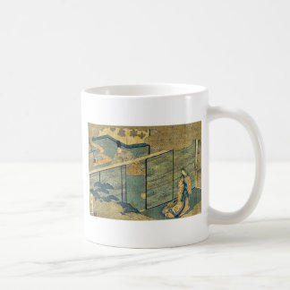 Tale of Genji by Ando,Hiroshige Coffee Mugs