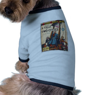 Tale of Two Cities Comic Pet T Shirt