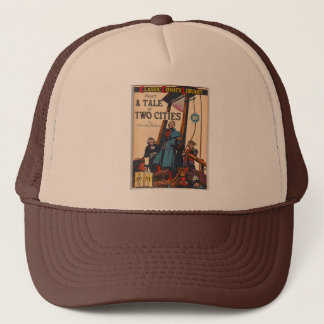 Tale of Two Cities Comic Trucker Hat