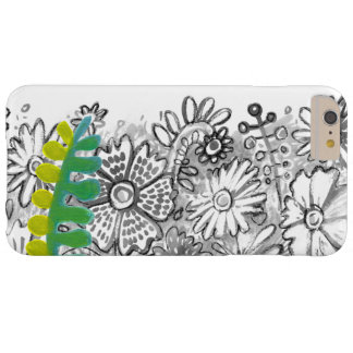 TALE OF WATERCOLOR snow IPHONE Barely There iPhone 6 Plus Case