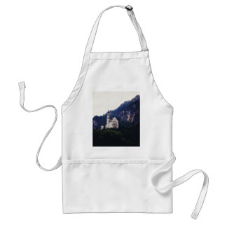 Tale Themed, Castle House For A Fairy Tale In The Standard Apron