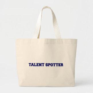 Talent Spotter Large Tote Bag