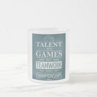 Talent Win Games Mug