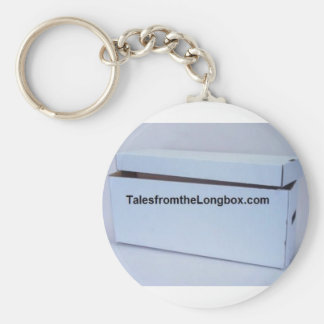 Tales from the Longbox Key Chain