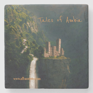 Tales of Ambia Marble Coaster