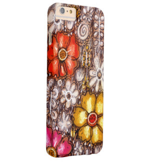 TALES OF AUTUMN GARDEN snow IPHONE Barely There iPhone 6 Plus Case