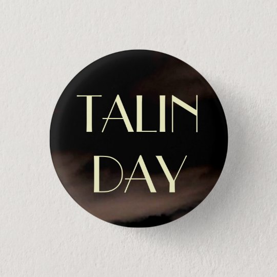 """Talinday"" Dark Sky Button"