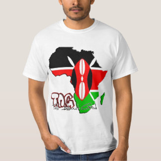 Talk About God in Kenya T-Shirt
