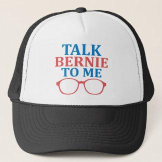 Talk Bernie To Me Cap