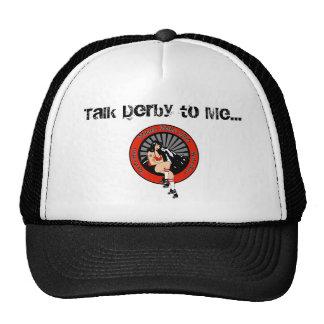 Talk Derby to Me Trucker Hat