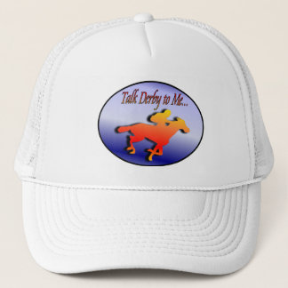 Talk Derby to Me... Trucker Hat