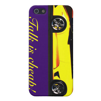 Talk is cheap iPhone 5 covers