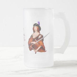 Talk Like A Pirate Beer Mug