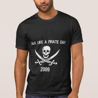 Talk Like A Pirate Day 2009 Tshirt