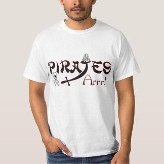 Talk Like A Pirate Day T-shirts