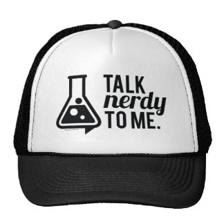 Talk Nerdy Cap