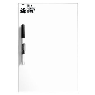Talk Nerdy Dry Erase Boards