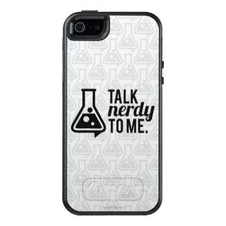 Talk Nerdy OtterBox iPhone 5/5s/SE Case