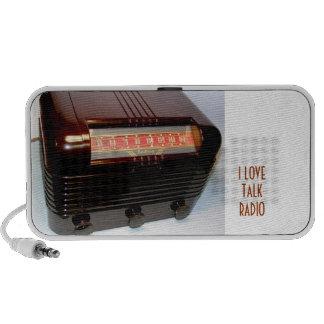Talk Radio Speaker