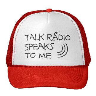 Talk Radio Speaks To Me © Cap