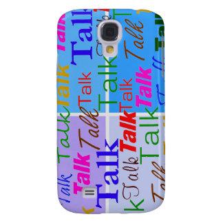 Talk, Talk, Talk iPhone 3 Case