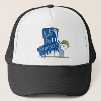 Talk To Strangers Hat
