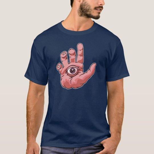 Talk to the Hand Tattoo Art T-Shirt