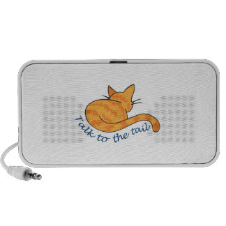 TALK TO THE TAIL MP3 SPEAKER