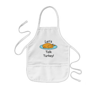 Talk Turkey Apron