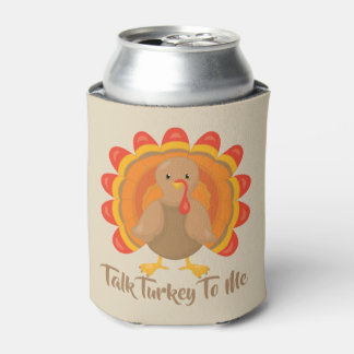 Talk Turkey To Me Can Cooler
