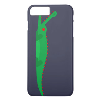 talk without fear, Crocodile uncommon art iPhone 7 Plus Case