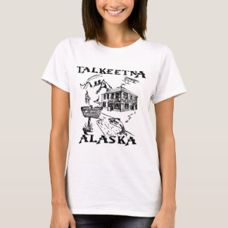 Talkeetna Alaska Denali National Park T-Shirt