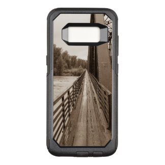 Talkeetna Railroad Bridge Walkway OtterBox Commuter Samsung Galaxy S8 Case