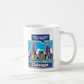 TALKIN-BOUT-WILLIS COFFEE MUG