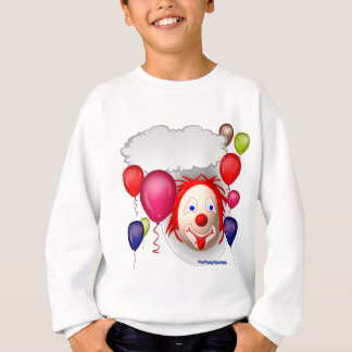 Talking Birthday Clown Sweatshirt