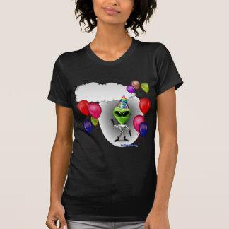 Talking Birthday Party Alien Shirt