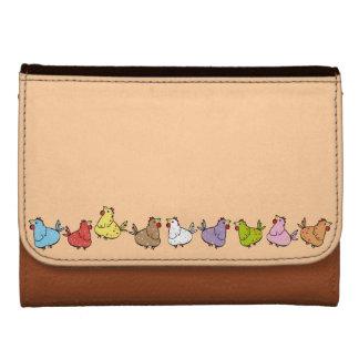 Talking Chickens Wallet